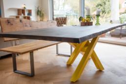 GesagtGetan Möbel Kepmen Esstisch Tisch