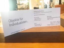 Kontakt Schreinerei Werkstatt Showroom Kempen Willich Tischler Design Krefeld